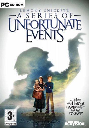 Lemony Snicket's A Series of Unfortunate Events (PC CD-ROM) UK IMPORT