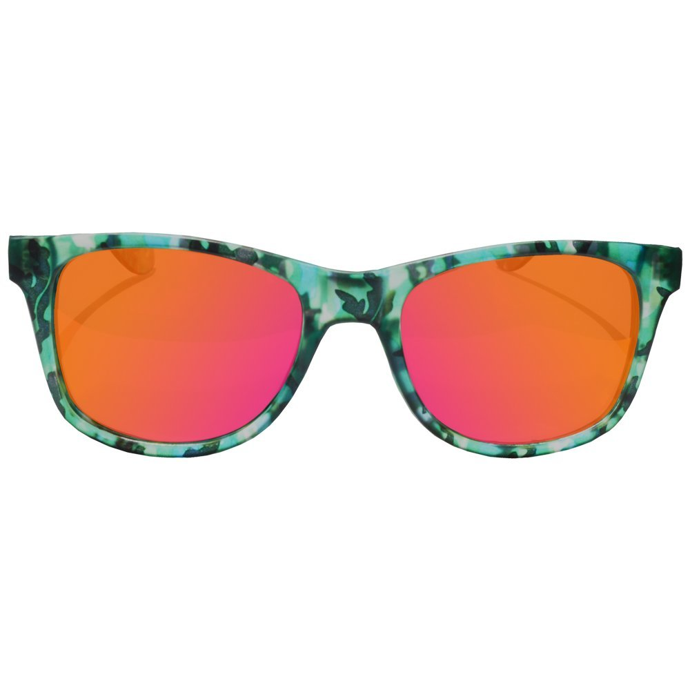 Gafas De Sol Fans, CustomEyes, Polarizadas, Green Panther: Amazon.es: Ropa y accesorios