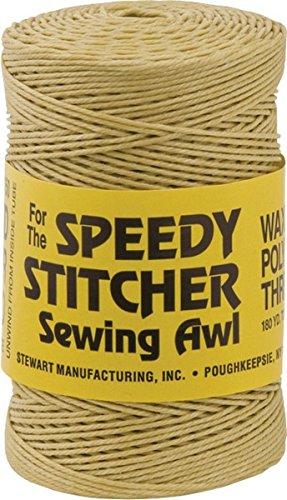 - Speedy Stitcher Coarse Polyester Thread
