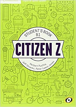 Citizen Z B1 Student's Book With Augmented Reality - 9788490361085 por Herbert Puchta epub