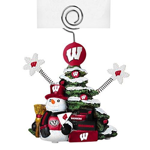 NCAA Wisconsin Badgers Tree Photo Holder