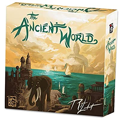 Red Raven Games The Ancient World 2E: Toys & Games