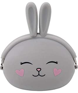 Amazon.com: P+G Design Mimi POCHI Friends Silicone Coin ...