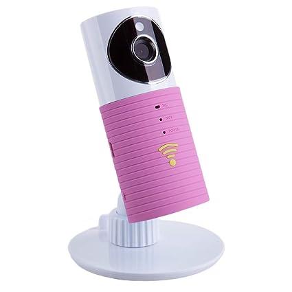 720p HD Mini Wireless WiFi Baby Monitor, cámara IP Inteligente bebé Perro Seguridad Dos vías