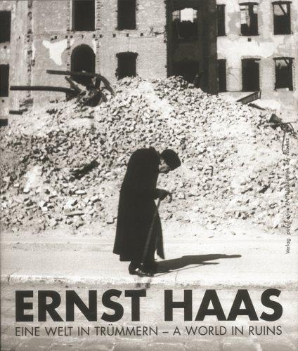 Ernst Haas: Eine Welt in Trümmern. Wien 1945-1948, Fotoessay