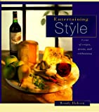 Entertaining in Style, Wendy Hobson, 184100068X