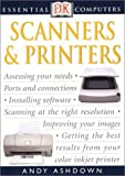 Scanners and Printers, Andy Ashdown, 0789472902