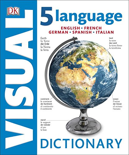 5 Language Visual Dictionary [DK] (Tapa Blanda)