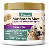 Mushroom Max Advance Immune Support for Pets 60ct
