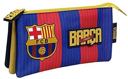 CYP PT-673-BC FC Barcelona Estuches, 22 cm