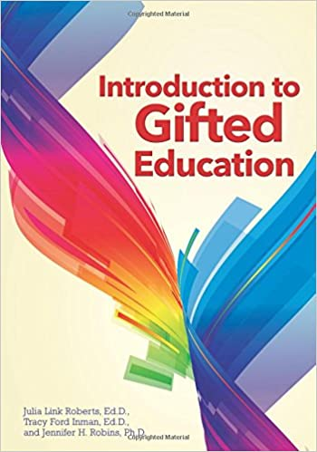 Introduction To Gifted Education Book Pdf