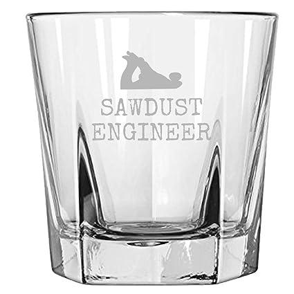 Amazon Com Funny Carpenter Rocks Glass Woodworker Gift