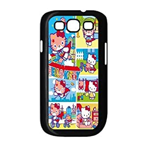 JamesBagg Phone case Hello Kitty Pattern Protective Case For Samsung Galaxy S3 Style 5