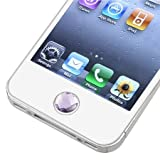 Home Return Keys Buttons Sticker For iPhone 4S iPhone 5 iPod Touch iPad