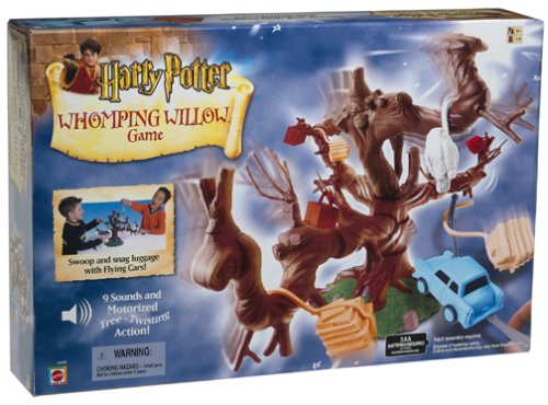 Harry Potter Whomping Willow Game