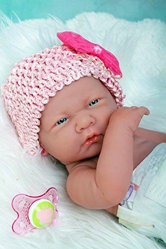 Adorable And Simply Beautiful Preemie Berenguer La Newborn
