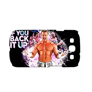 Generic For Samsung S3 I9300 Creative Kid Have With Wwe Dolph Ziggler Abs Case