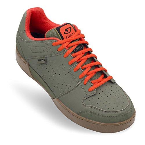 Giro Jacket Dirt MTB Schuhe army/rot 2015: Größe: 40