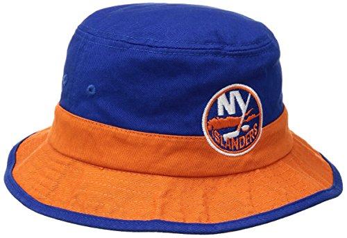 NHL New York Islanders SP17 Bucket Hat, Blue, Large/X-Large - New York Islanders Visor