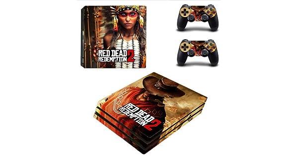 Calcomanía adhesiva para la piel del juego Red Dead Redemption 2 ...