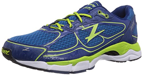 Zoot Men's M Coronado Running Shoe,Plutonium/Spring Green/Navy,11 M US - Coronado Springs