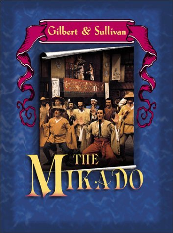 Gilbert & Sullivan - The Mikado / Conrad, Stewart, Revill, Opera World