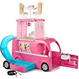 Barbie Camper Vehicle