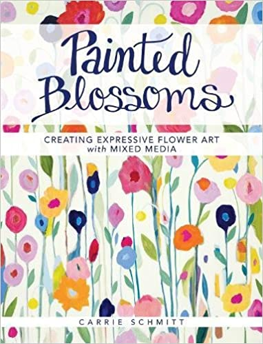 :TOP: Painted Blossoms: Creating Expressive Flower Art With Mixed Media. features cursor ideal Gaeline Welcome Estado Registro while