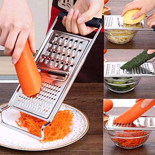 AIUSD Clearance , Manual Vegetable Cutter Potato Slicer Carrot Grater Kitchen Tool