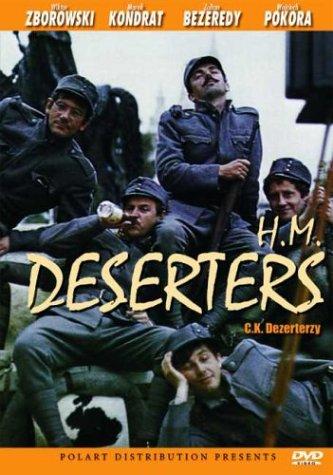H.M. Deserters (C.K. Dezerterzy) (Deserter Dvd)
