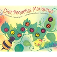 Diez Pequenas Mariquitas/Ten Little Ladybugs (Spanish Edition)