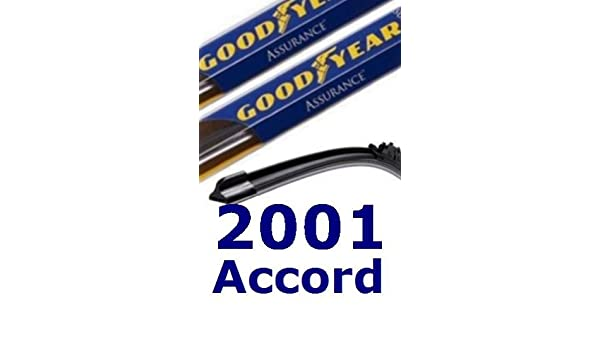 2001 Honda Accord Replacement Limpiaparabrisas (2 Cuchillas): Amazon.es: Coche y moto