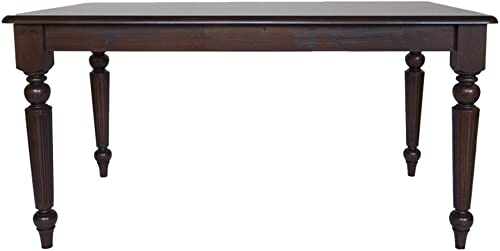 Carolina Classic Sheridan Dining Table, Chestnut