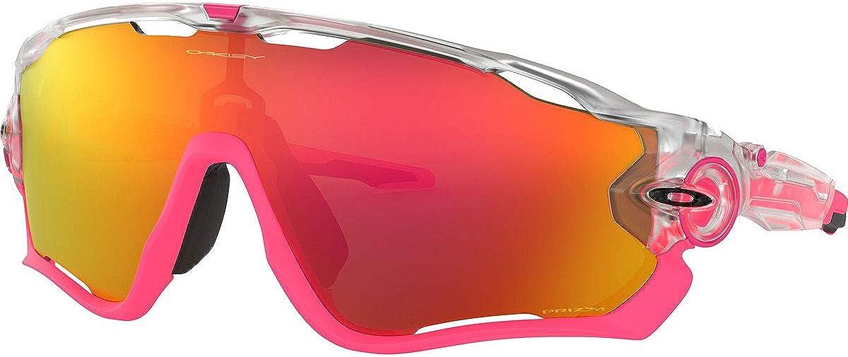 OAKLEY Jawbreaker Gafas de sol, Transparente, 1 para Hombre