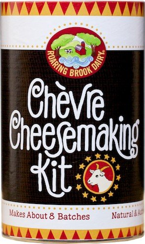 Roaring Brook Dairy Chevre Cheesemaking Kit