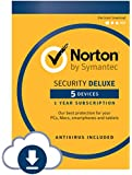 Norton Security Deluxe - 5 Devices - 30-Day Free Trial