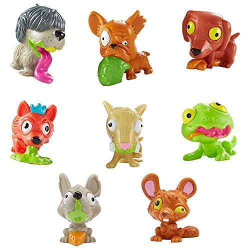 The Ugglys Pet Shop (Series 1) Collectibles 3-Pack