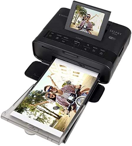 Canon Selphy CP1300 Best Portable Photo Printer 4x6
