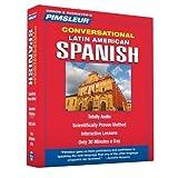 By Pimsleur - Spanish Conversational: Pimsleur Language Program (Pimsleur Instant Conversation)
