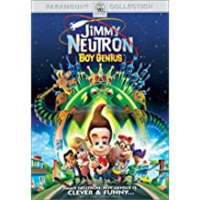 Jimmy Neutron - Boy Genius (2001)