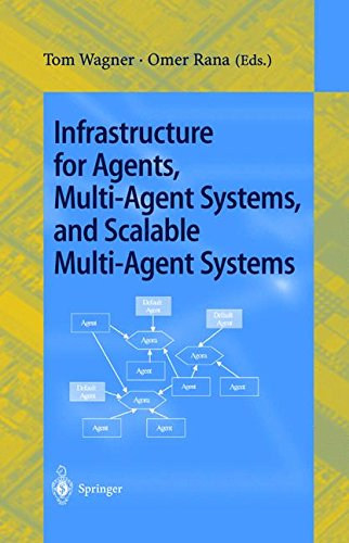 Read Online Infrastructure for Agents, Multi-Agent Systems, and Scalable Multi-Agent Systems ebook