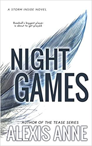 Amazon Night Games The Wild Pitch Series 9781521540718