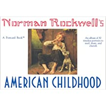 Norman Rockwell's American Childhood: A Postcard Book