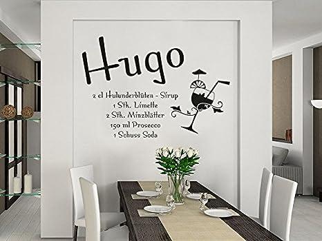 Pared Adhesivo Hugo, color avellana, 60x41cm: Amazon.es: Hogar