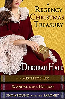 A Regency Christmas Treasury: (Box Set) by [Hale, Deborah]