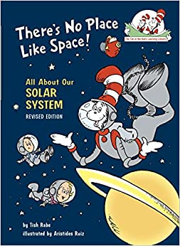 good easy to read books to learn about space? : space