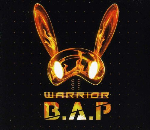 CD : B.A.P - Warrior (Japan - Import, 2 Disc)