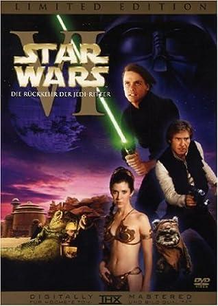 Amazoncom Star Wars Episode VI  Die Rckkehr der JediRitter