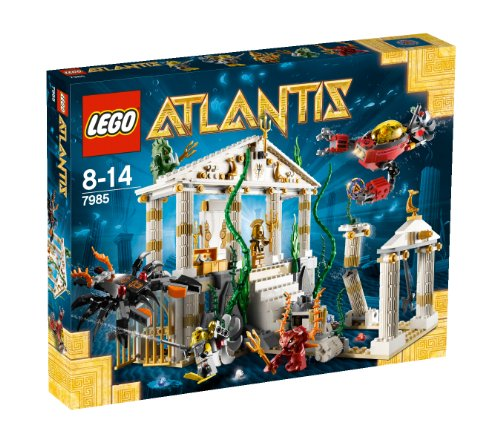 LEGO (Atlantis Submarine City of Atlantis 7985