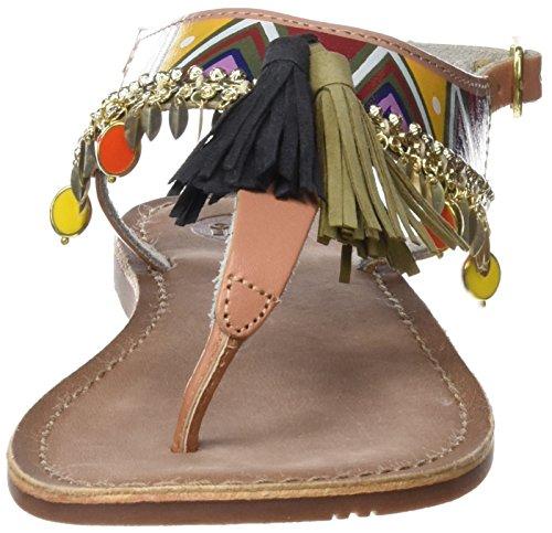 Sandales 30 Multicolore Femme Gioseppo Beige Taplai RBq5Tw5Z